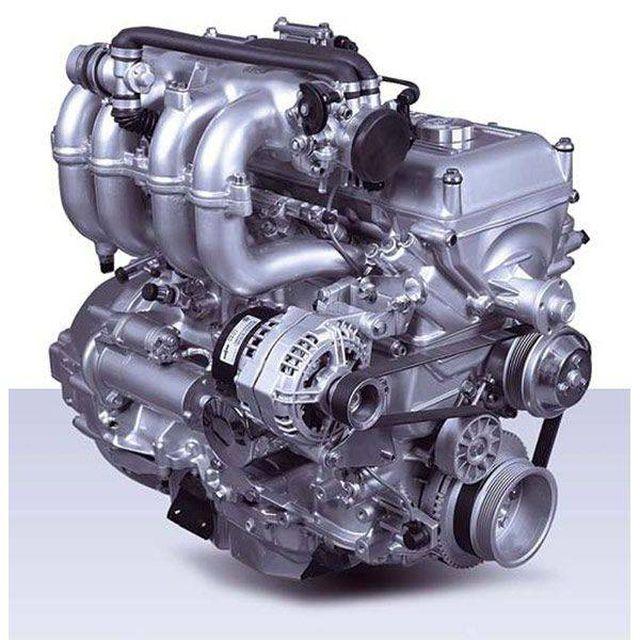 Двигатель ЗМЗ 409 Евро 4