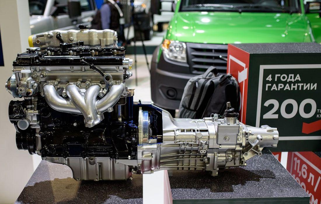 Двигатель ZMZ Pro