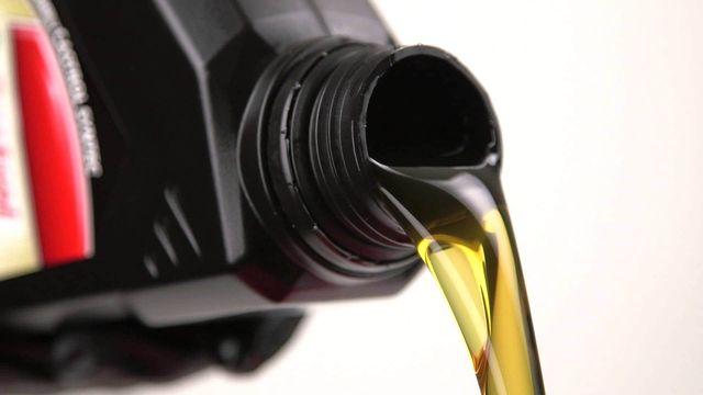 Замена масла в машине