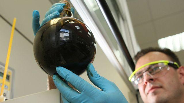 Лабораторные исследования нефтепродуктов