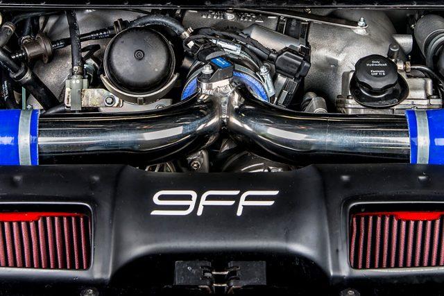 Характеристика мотора спорткара 9FF F97 A-max