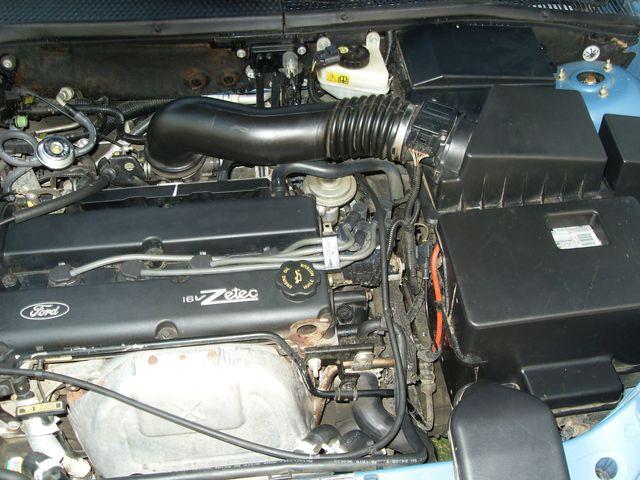 Форд Фокус 2 Zetec