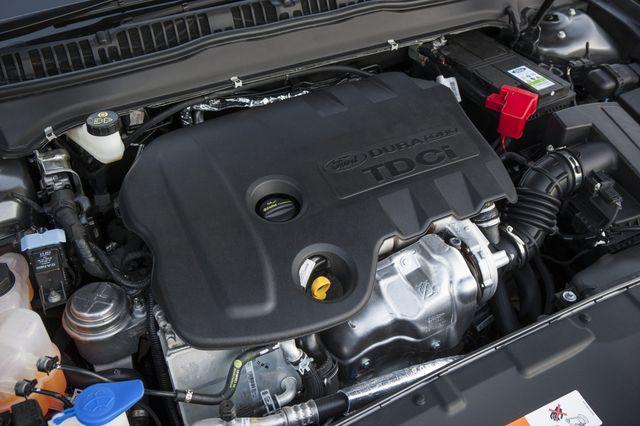 Форд Фокус 2 Duratorq TDCi