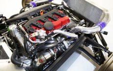Форсированный двигатель
