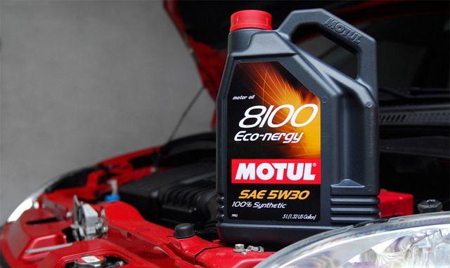 Моторное масло для машины