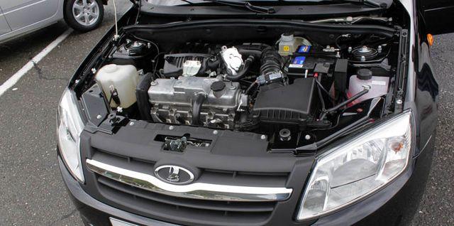 Двигатель Лада Гранта 87 л.с.