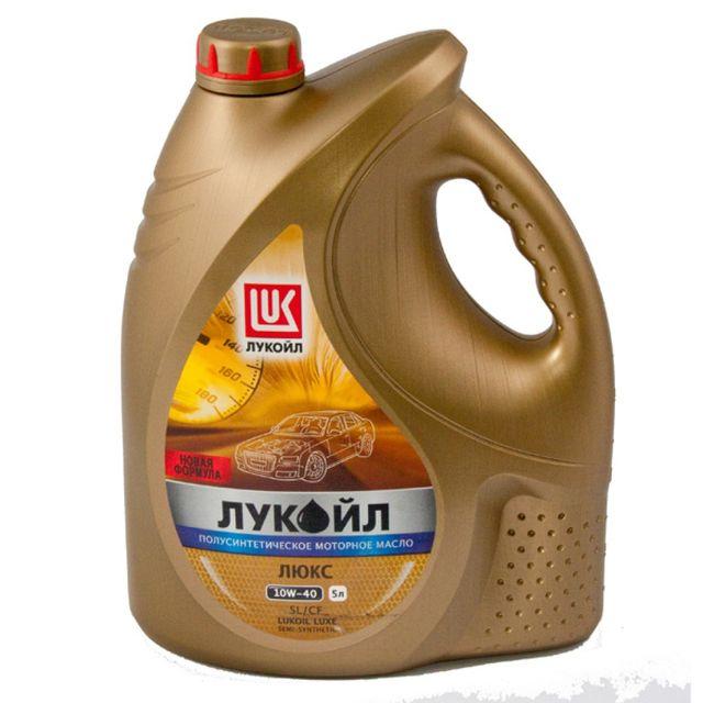 ЛУКОЙЛ ЛЮКС 10W 40
