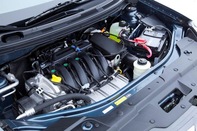 Двигатель Ниссан Альмера