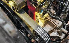 Регулировка клапанов Двигатель cummins isf 3.8