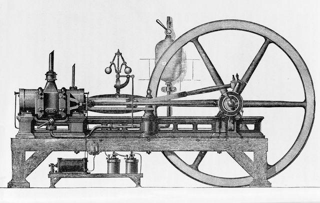 Первый двигатель