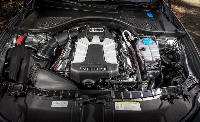 Двигатель Ауди А6