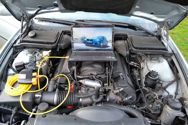 Двигатель БМВ Е39