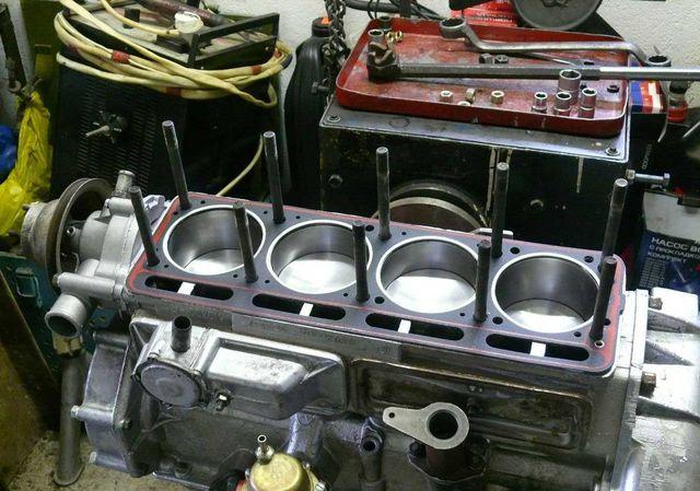 Ремонт двигателя УАЗ буханки