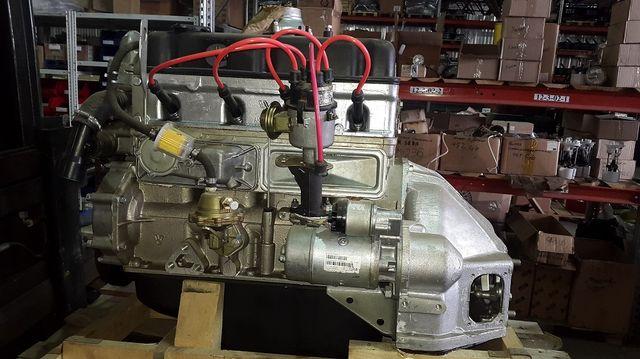 Мотор УМЗ 100