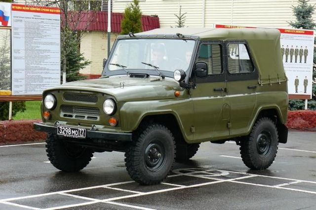 УАЗ-469