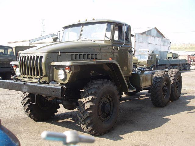 Урал 375С