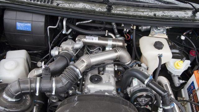 Дизельный двигатель ЗМЗ 514.32