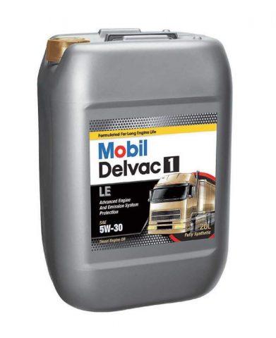 Синтетическое масло Mobil Delvac 1 SHC 5W40 для коммерческой техники