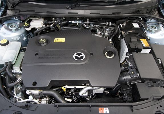 Двигатель Мазда МЗР З6