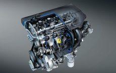 Двигатель Форд Фокус 1.8 в разрезе