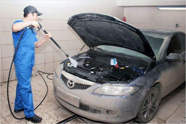 Двигатель троит после мойки: причины и методы устранения