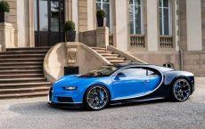 Автомобиль Bugatti Chiron