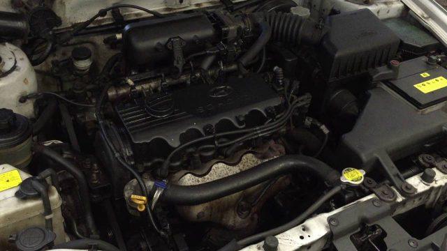 Мотор G4EA