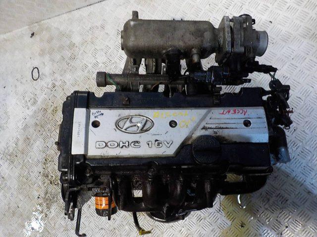 Мотор G4EB