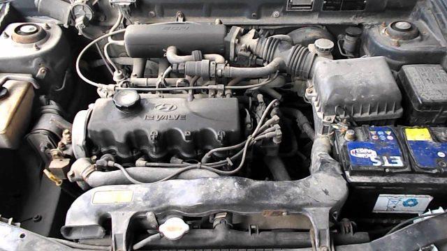 Мотор G4EK