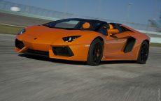 Lamborghini Avendator Mansory Competition