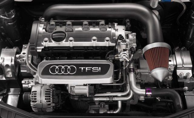 Мотор TFSI на Ауди