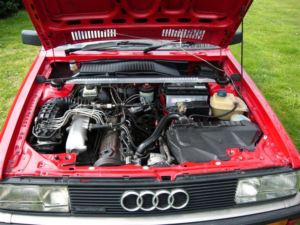 лучший двигатель audi 80
