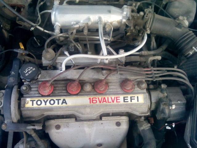 Двигатель 4а