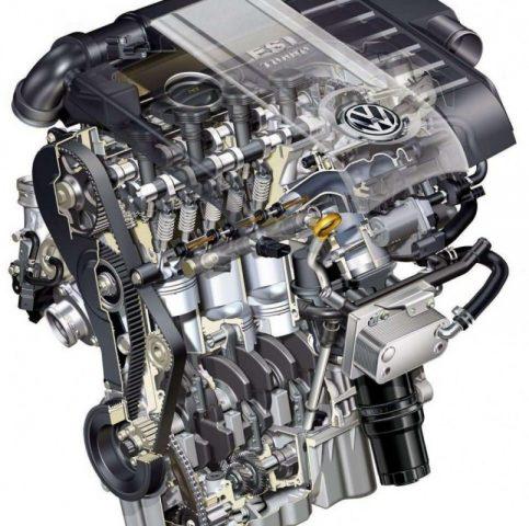 Мотор FSI