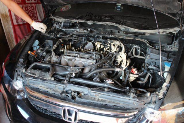 Двигатель К24А