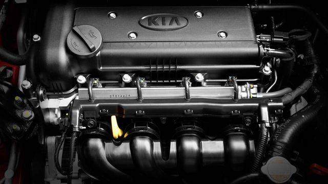 Двигатель Киа Соренто 2.4