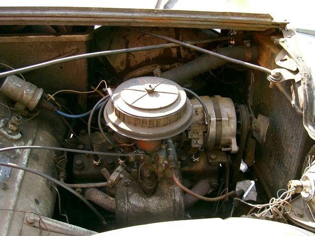 Двигатель М-401