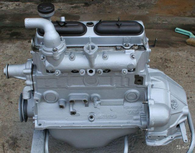 Двигатель М-407