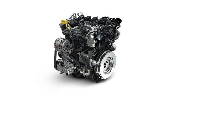 Renault-Nissan и Daimler презентовали новых мотор с Евро 7