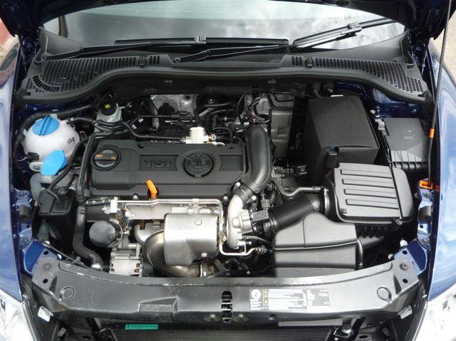 Skoda Octavia 1.6 мотор