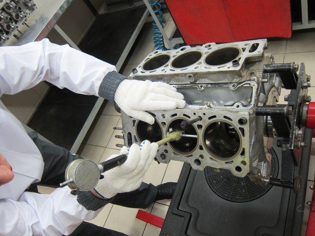 Ремонт двигателя 3MZ-FE