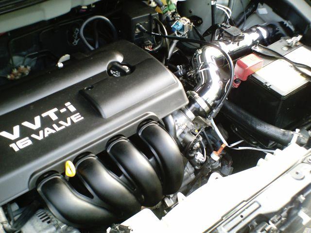 Мотор 3MZ-FE