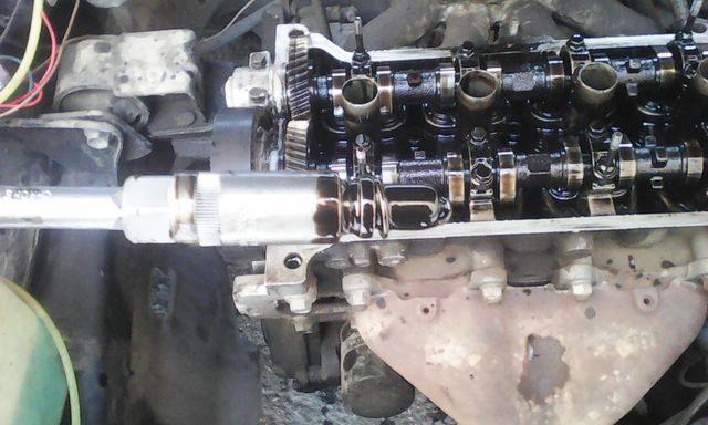 Ремонт двигателя 4E-FE