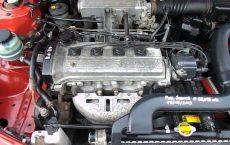 Мотор 4E-FE