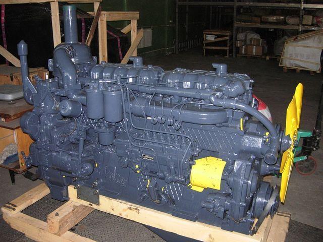 Двигатель серии А01