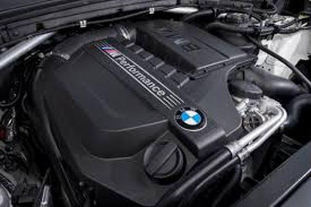 Мотор BMW M43