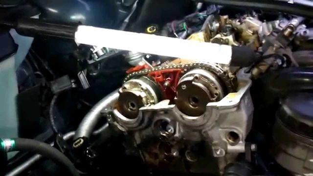 Обслуживание двигателя BMW M57