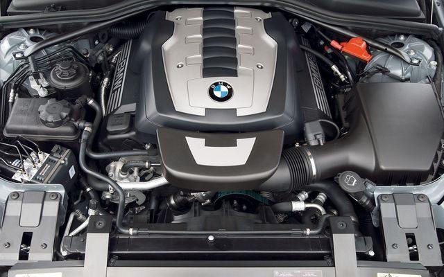 Мотор BMW M57