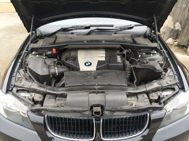 БМВ с двигателем BMW M57