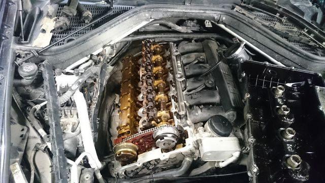 Ремонт двигателя БМВ N52